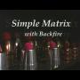 A New Simple MatrixPor:Dean Dill/DESCARGA DE VIDEO