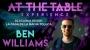 At The Table (Conferencia)-Ben Williams/DESCARGA DE VIDEO