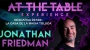 At The Table (Conferencia)-Jonathan Friedman/DESCARGA DE VIDEO