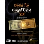 Billete A Tarjeta De Crédito 2.0 Por: George Iglesias