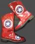 Botas Del Capitán América