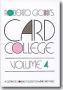 Card College Volumen 4 Por:Roberto Giobbi