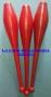 Clavas Básicas Para Malabares-Rojo