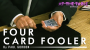 Four Card Fooler Por:Paul Gordon/DESCARGA DE VIDEO