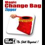 Magic Change Bag (Zipper)Por:Mr. Magic