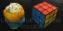 Mantecada De Sabor a Cubo Rubik Jumbo