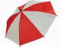 Paraguas De Producción (Rojo y Blanco) Con 4 Por:MH Production