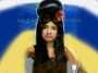 Peluca Amy Winehouse