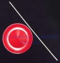 Disco Chino Para Malabarismo-Rojo