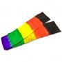 Seda De Puntos a Multicolores