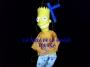 Títere Bart Simpson