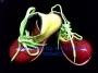 Zapatos Para Payasito Niño Talla 16-17