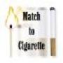 Cerillo A Cigarro Por David Powell