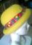 Sombrero Bombín Afelpado