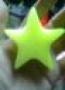 Estrella De Esponja Amarilla