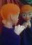 Marioneta Niña Con Trensa