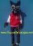 Figura Decorativa Michael Jackson-Thriller