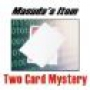 Two Card Mystery