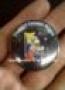 Mini Botón De Colección-ICM