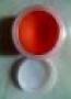 Maquillaje Mediano-Naranja