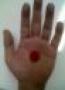 Bola De Esponja Mini-Roja