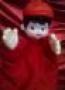 Marioneta Niño De Rojo