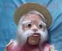 Muñeco Ventrílocuo-Abuelo Con Sombrero