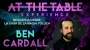 At The Table (Conferencia)-Ben Cardall/DESCARGA DE VIDEO