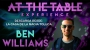 At The Table (Conferencia)-Ben Williams/DESCARGA DE VIDEO