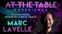 At The Table (Conferencia)-Marc Lavelle/DESCARGA DE VIDEO
