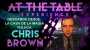 At the Table(Conferencia)-Chris Brown/DESCARGA DE VIDEO