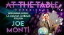 At the Table(Conferencia)-Joe Monti/DESCARGA DE VIDEO