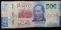 Billete Flash $500 (Nuevo)