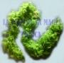 Boa De Plumas-Verde 35 grs.