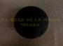 Bola De Esponja Negro(Extra Suave)1.5