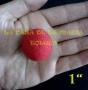 Bola De Esponja-Rojo-1
