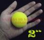 Bola De Esponja Amarillo 2