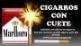 Cajetilla de Cigarros con Cuete