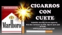 Cajetilla de Cigarros con Cuete Marlboro Rojo (20)