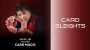 Card Sleights Por:Shin Lim (Un Truco)/DESCARGA DE VIDEO