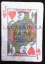 Carta Flash Jota de Corazón