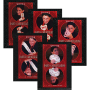 Daryl Card Revelations (Vols. 1 a 5) Por:L&L Publishing/DESCARGA