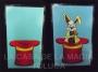 Dibujo Encantado Sombrero/Conejo