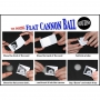 Flat Cannon Ball Por:Chazpro Magic