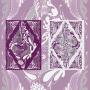 Floral (Púrpura)