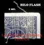 Hilo Flash (1 Metro)