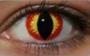 Lentes De Fantasía-Ojos De Dragón