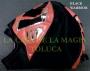 Máscara De Luchador-Black Warrior