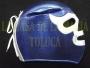 Máscara De Luchador-Blue Demon