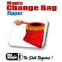 Magic Change Bag (Zipper)Por:Mr. Magic